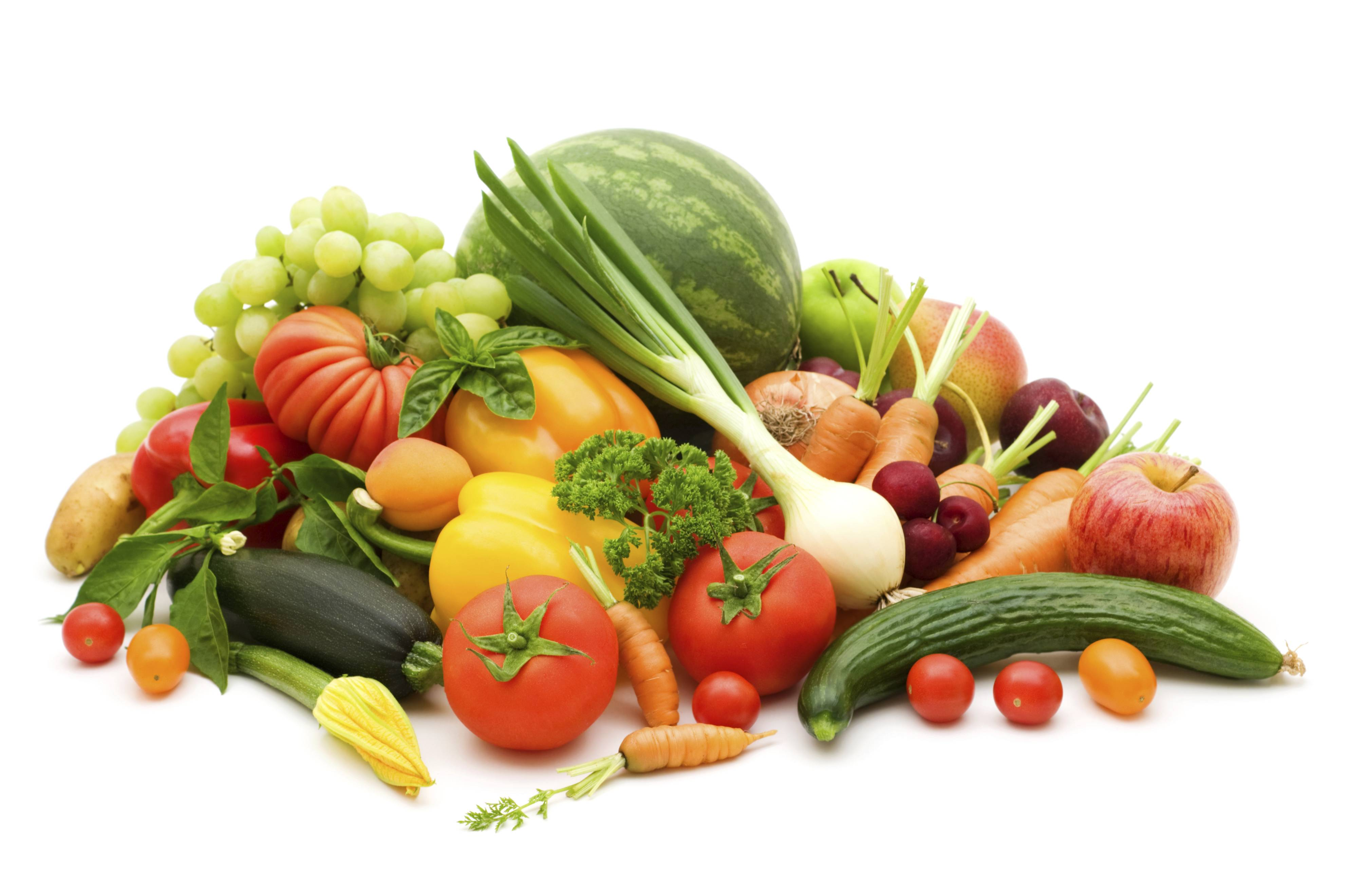 Analizler - Sebze ve Meyveler